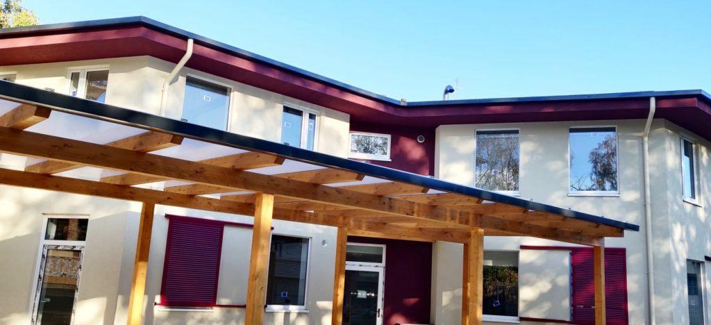 estándar Passivhaus EnerPHit ormak construcción