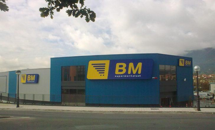 Habilitación y acondicionamiento de un supermercado BM