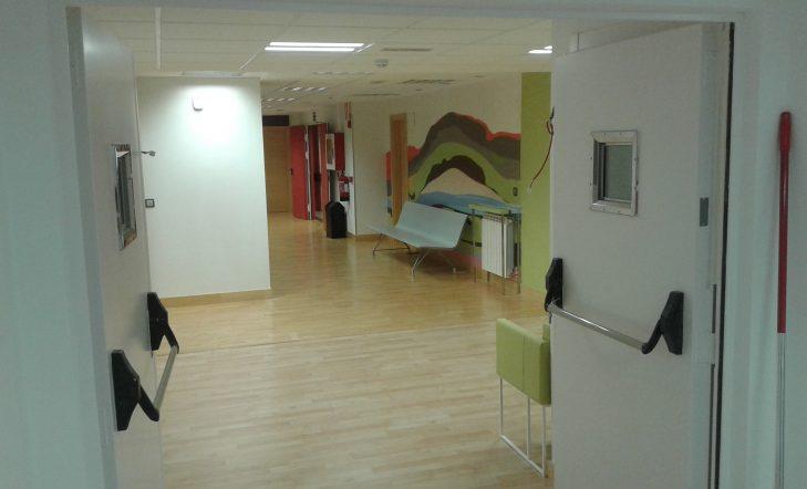 Reforma Hospital Aita Menni