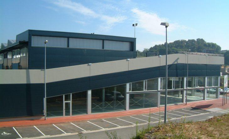 Edificio de Oficinas para Grupo Ormak