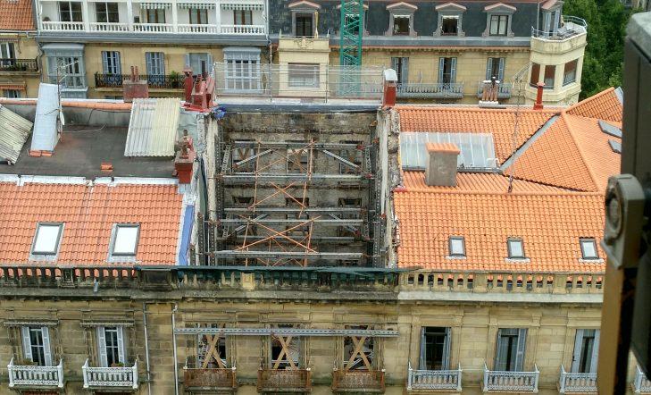 Reformas integrales de edificios